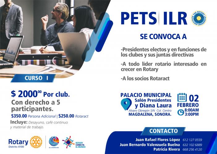 PETS ILR-01